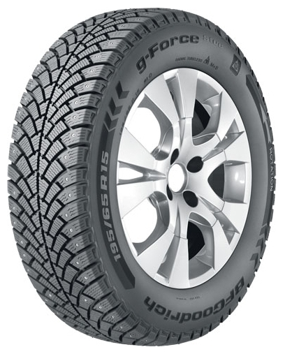 BFGoodrich G-Force Stud вид