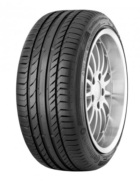 Continental ContiSportContact 5 SSR RunFlat MO (1)