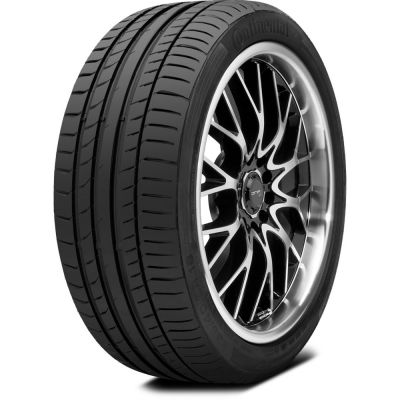 Continental ContiSportContact 5 SUV SSR RunFlat (1)