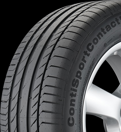 Continental ContiSportContact 5 SUV SSR RunFlat (2)
