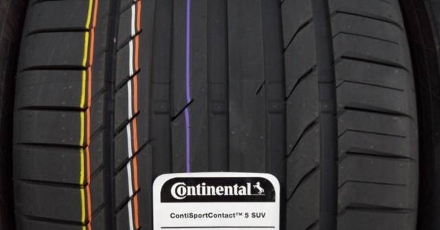 Continental ContiSportContact 5 SUV SSR RunFlat (4)