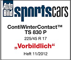 Continental ContiWinterContact TS830 SUV (2)