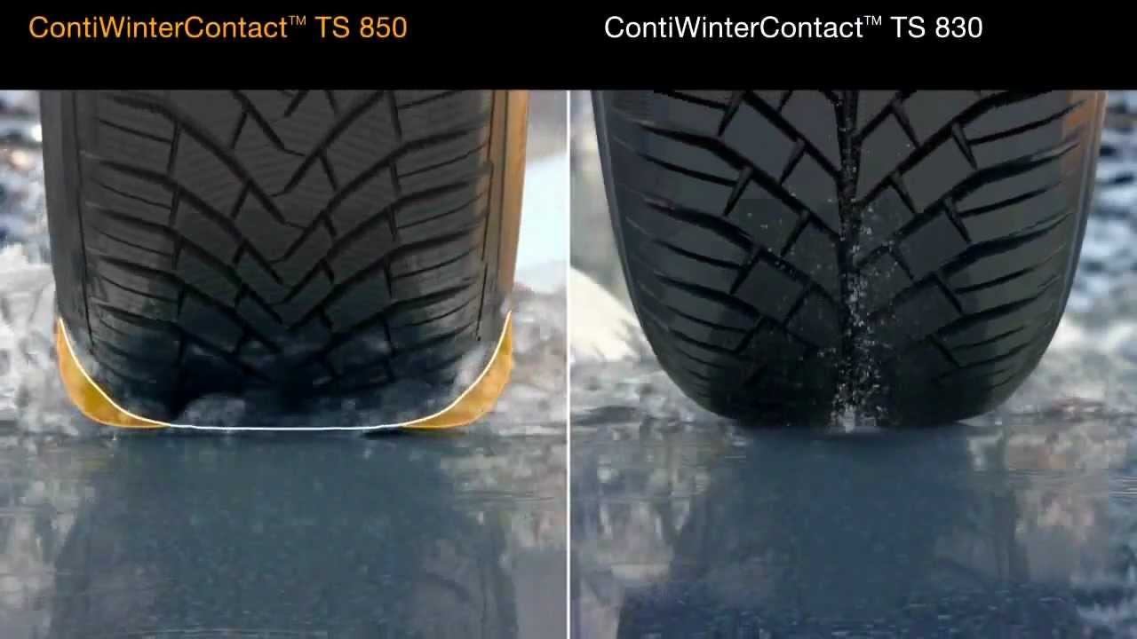 Continental ContiWinterContact TS850 (3)