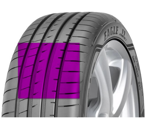 Goodyear Eagle F1 Asymmetric 2 Runflat (2)