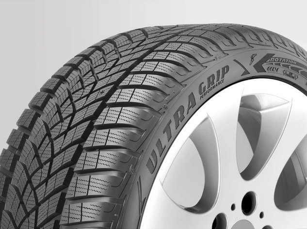 Goodyear Ultra Grip Performance SUV G1 (1)
