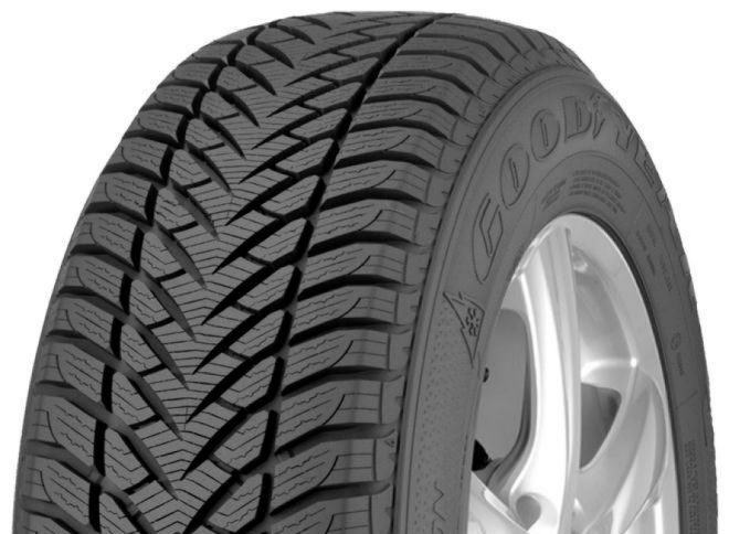 Goodyear Ultra Grip SUV RunFlat (2)