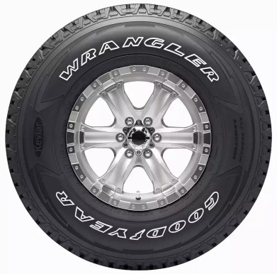 Goodyear Wrangler All Terrain With Kevlar (2)