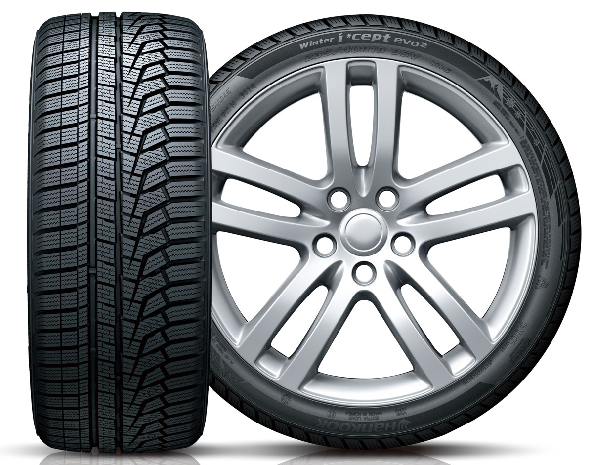 Hankook Winter I Cept Evo 2 W320 profil