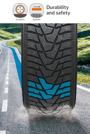Hankook Winter I Pike RS2 W429 (2)