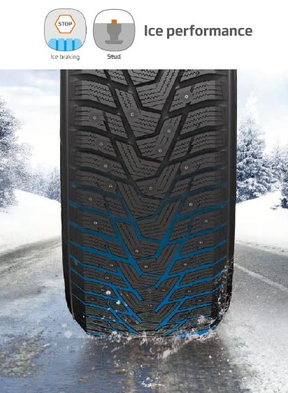 Hankook Winter I Pike RS2 W429 (4)