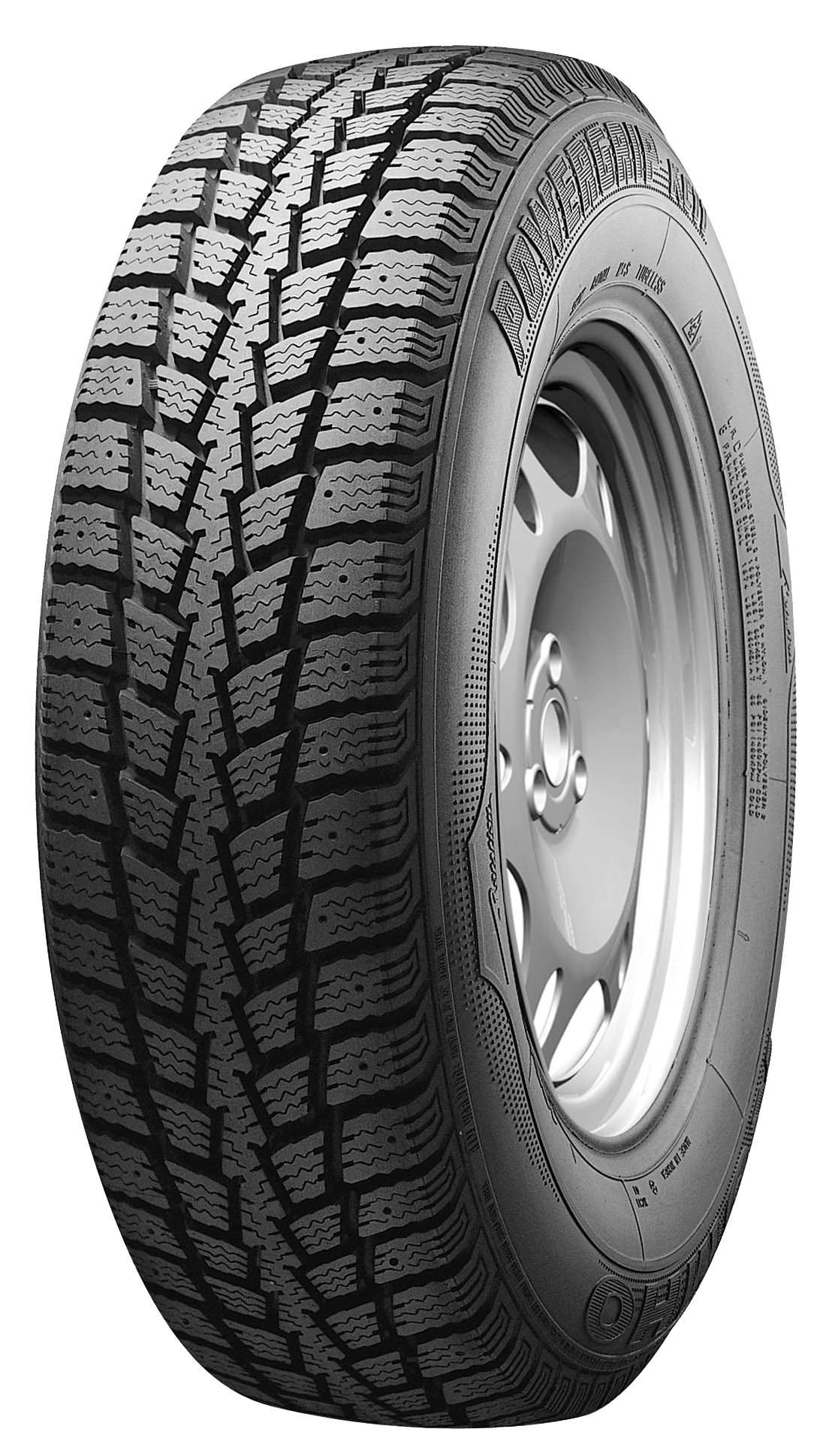 Kumho Power Grip KC11 2012 (1)