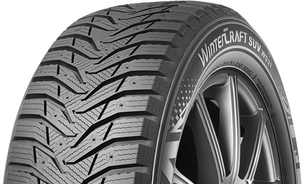 Kumho WinterCraft SUV Ice WS31 (1)
