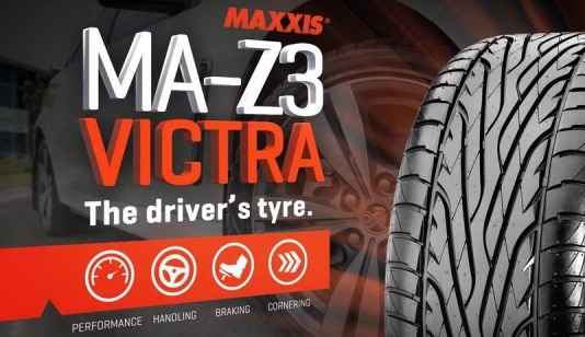 Maxxis MA-Z3 Victra (3)