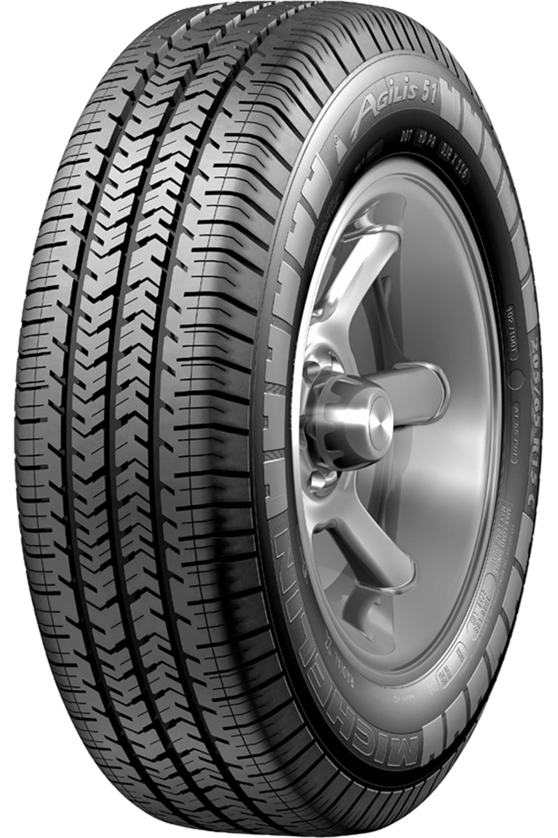 Michelin Agilis 51 (1)