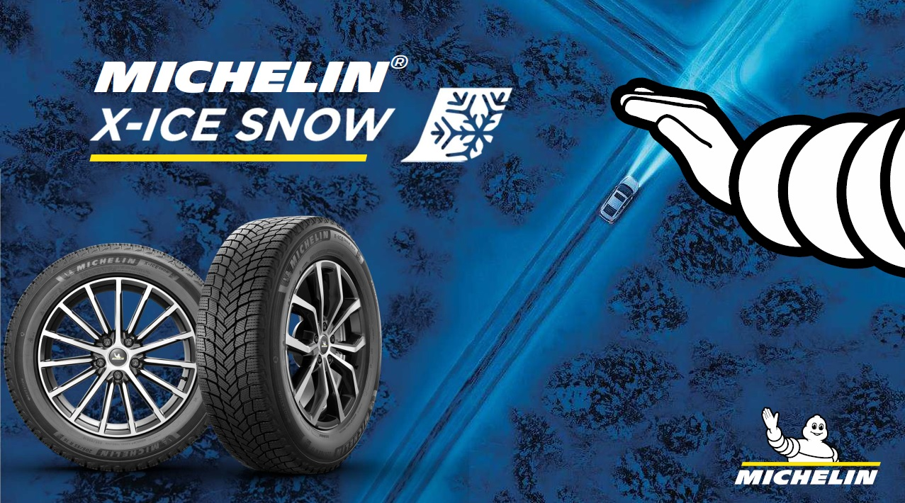 Michelin X-ICE SNOW (3)
