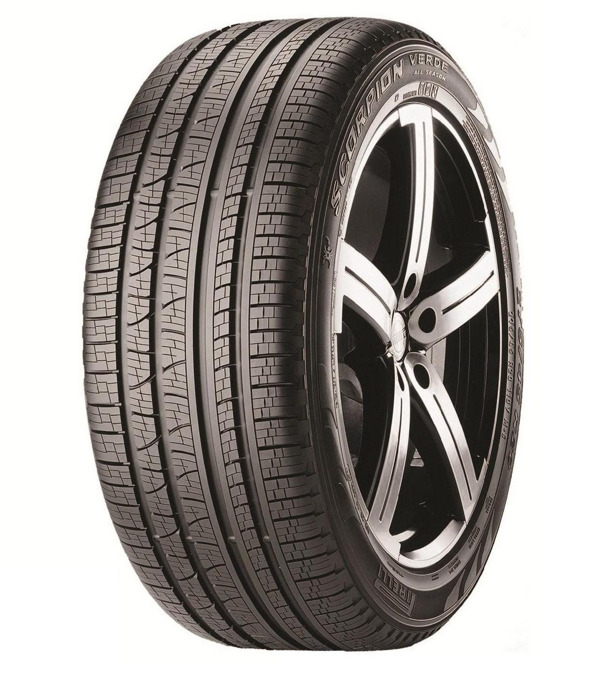 Pirelli Scorpion Verde All-Season Runflat (1)