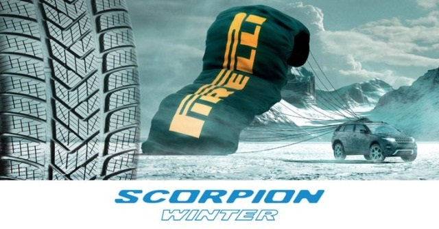 Pirelli Scorpion Winter RunFlat (3)